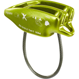 Ocun Ferry Belay-laite, green